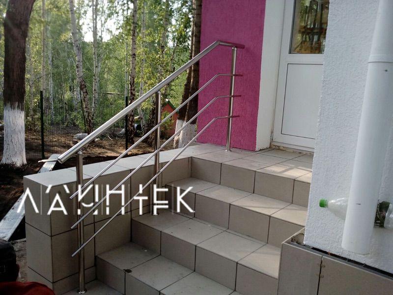 Высота ограждения лестницы